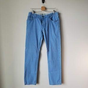Burberry Brit Men's Slim Fit Blue Jeans 34 x 34